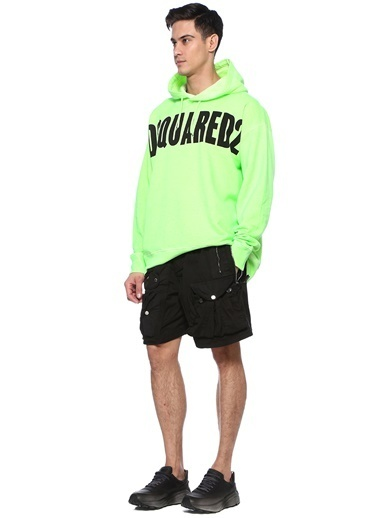 Dsquared2 Sweatshirt Yeşil